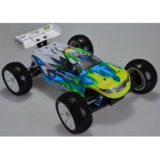Caster Racing F8T 1/8 Scale Truggy Manual