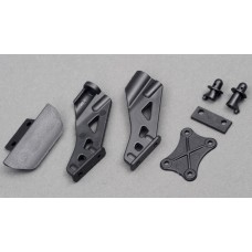 LC Racing Wing Mount Set