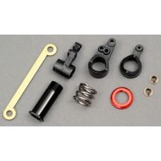 L6023 LC Racing Bellcrank Set