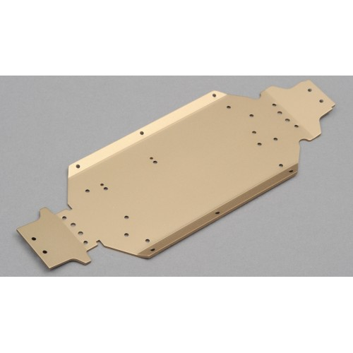 LC Racing Short Chassis Plate Alloy LCL6026