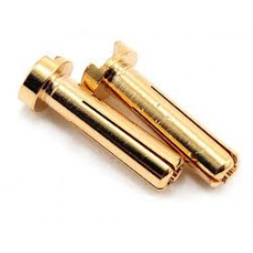 Hobby Details 4mm Angle Low Profile Bullet Connector
