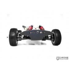 LC Racing EMB Truggy Buggy SC Truck T Bone Racing Racer2 Front Bumper - 57502