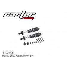 Caster Racing B102-009 Husky 2WD Front Shock Set