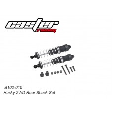 Caster Racing B102-010 Husky 2WD Rear Shock Set