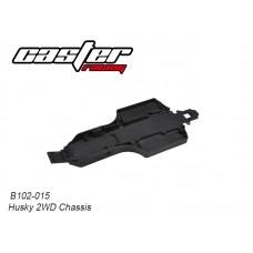 Caster Racing B102-015 Husky 2WD Chassis
