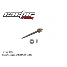 Caster Racing B102-022 Husky 2WD Mainshaft Gear