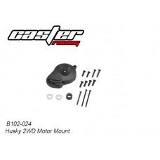 Caster Racing B102-024 Husky 2WD Motor Mount