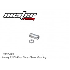 Caster Racing B102-029 Husky 2WD Alum Servo Saver Bushing