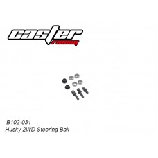 Caster Racing B102-031 Husky 2WD Steering Ball