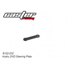 Caster Racing B102-032 Husky 2WD Steering Plate