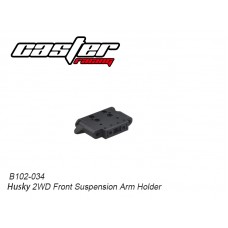 Caster Racing B102-034 Husky 2WD Front Suspension Arm Holder