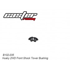 Caster Racing B102-035 Husky 2WD Front Shock Tower Bushing