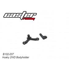 Caster Racing B102-037 Husky 2WD Bodyholder