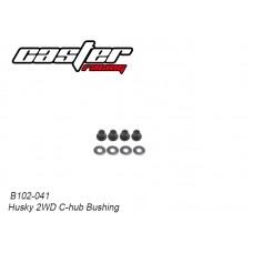 Caster Racing B102-041 Husky 2WD C-Hub Bushing