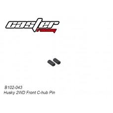 Caster Racing B102-043 Husky 2WD C-Hub Adjustable Bushing