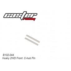 Caster Racing B102-044 Husky 2WD Front C-Hub Pin