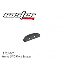 Caster Racing B102-047 Husky 2WD Front Bumper