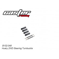Caster Racing B102-048 Husky 2WD Steering Turnbuckle