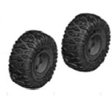 BFX-V1-014 2WD Truggy Tire and Foam  4pcs
