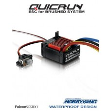 Hobbywing QuicRun WP 1060 Brushed ESC