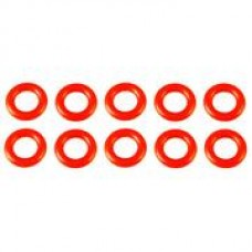C7010 LC Racing 1/10 Diff O-Ring Red 5x2(10)