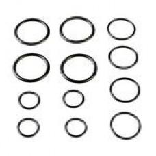 C7027 LC Racing 1/10 O-ring 14.5x1.5(4)/12x1(4)/8x1(4)