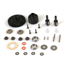 C7093 LC Racing 1/10 Center Differential Set