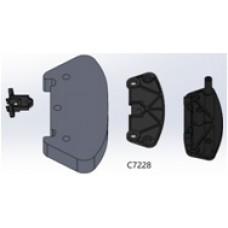 C8007 LC Racing PTG2 Foam Bumper Set
