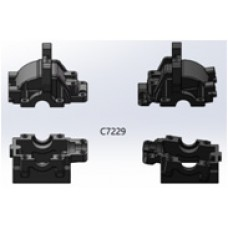 C8008 LC Racing PTG2 F+R Gearbox Set