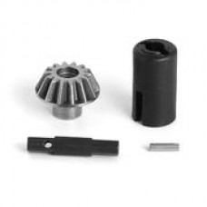 C8012 Steel Bevel Drive Gear with Shaft & Outdrive