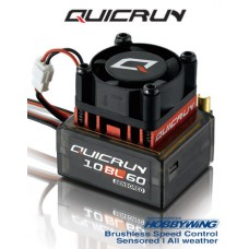 Hobbywing Quicrun 10BL60 Sensored 60 Amp ESC