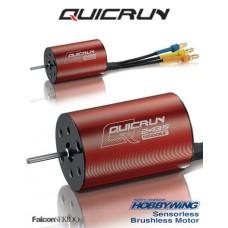Hobbywing Quicrun 2435 SL Motor 4500kv 2 Pole