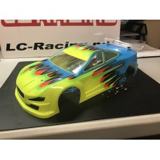 LC Racing 1/10 Custom Painted Touring Car Body