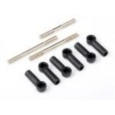 L6074 LC Racing Brushed Turnbuckle Set