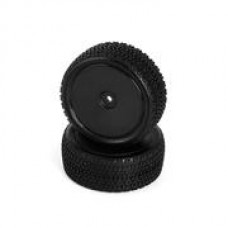 L6252 All Terrain Buggy Pre-Mounted Front tires (Black 2pcs)