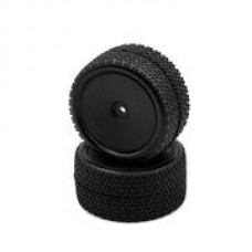 L6253 All Terrain Buggy Pre-Mounted Rear tires (Black 2)