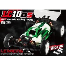 LC Racing LC10B5 1/10 4wd Kit