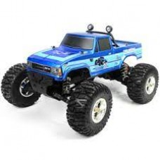 Caster Racing BFX 2WD Brushed Monster Truck