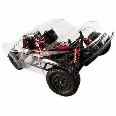 LC Racing EMB-SC 1/14 Short Course Truck Brushless Clear Body