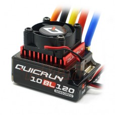 Hobbywing QuicRun-10BL120 Sensored 120 Amp ESC