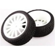 L6004 LC Racing Rally Tire Set