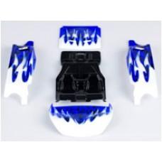 L6204 LC Racing 1/14 Desert Truck Body Panels (pc) Blue