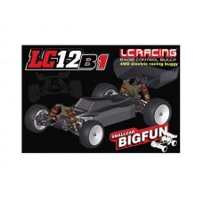 LC Racing EMB-LC12B1 Buggy Conversion Kit