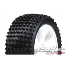 S16B043 1/16 Buggy Pin Tire Full Set of 4