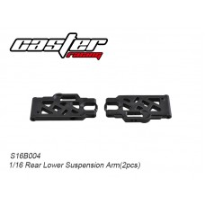 S16B004 Rear Lower Suspension Arm Set