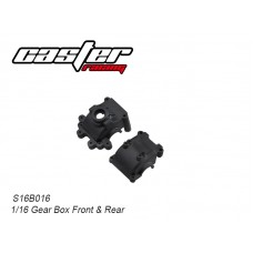 S16B016 Differential Gear Box Case Set