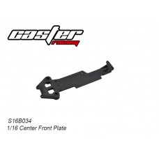 S16B034 Center Front Plate