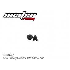S16B047 Battery Holder Plate Nuts