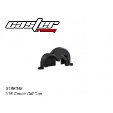 S16B049 Center Diff Spur Gear Cover