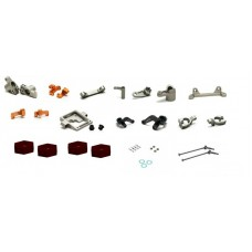 Caster Racing SCT10 Factory Team Alloy Upgrade Kit